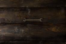 Iron Keys On The Table