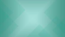 Green Rectangle And Gradient Abstract Background