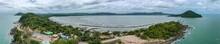 Noen Nangphaya Viewpoint In Rayong, Thailand