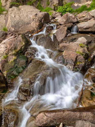 Am Barbianer Wasserfall, Südtirol