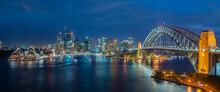 Cityscape Image Of Sydney