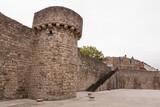 Fototapeta Konie - Southampton Old Town Walls, UK