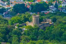 Schloss Alsbach Von Oben