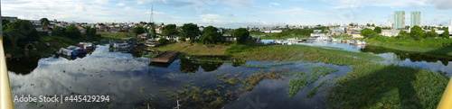 Fotografie, Obraz Manaus, Amazon, Brazil