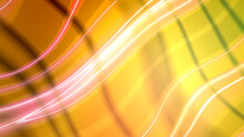Line Warp Wave Graphic Abstract Colorful Geometric Background