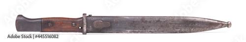 Fotografia, Obraz German army ww2 period bayonet
