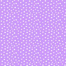 Background Polka Dot. Seamless Pattern. Random Dots, Circles, Animal Skin. Design For Fabric, Wallpaper. Irregular Random Abstract Vector Texture. Repeating Graphic Backdrop