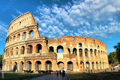 Il Colosseo - Roma Fotobehang