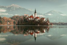 Bled Lake Country