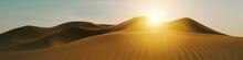 Desert Dune Sunset