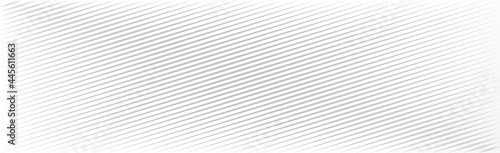 Fotografie, Obraz abstract texture with grey wave lines background