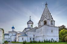 Trinity Danilov Monastery, Pereslavl-Zalessky, Russia