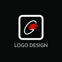 Letter G For Logo Company Design