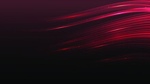 Abstract Elegant Diagonal Striped Red Background, Vector Picture