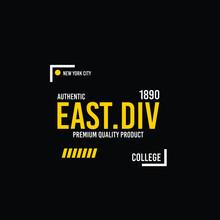 East.div Authentic 1890 Premium Quality Product