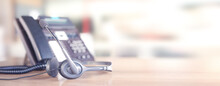 Communication Support, Call Center And Customer Service