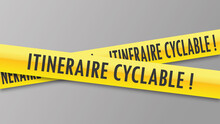 Logo Itinéraire Cyclable.