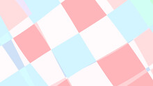 Colorful Line Shape Geometric Abstract Tile Plaid Effect Background