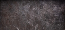 Abstract Painted Wall Background Texture . Concrete Or Plaster Surface
