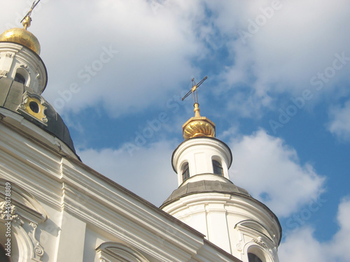 Photographie Orthodox Church - a place of prayer for believers