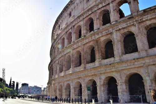 Canvastavla Coloseum