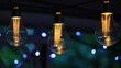 lampki solarne ogrodowe, żarówki, solar garden lamps