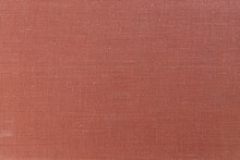 Abstract Background Of Brick Color. Terracotta Color. Empty Flat Surface. Back For An Ad Or Advertising. Background For The Ad