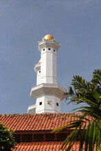 Lighthouse On The Island Of Island
