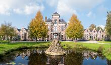 Former Almshouse Coopersburg In Akkrum, Friesland, Netherlands