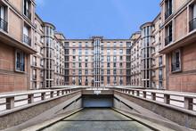 Architecture D'Auguste Perret (UNESCO). Le Havre . France