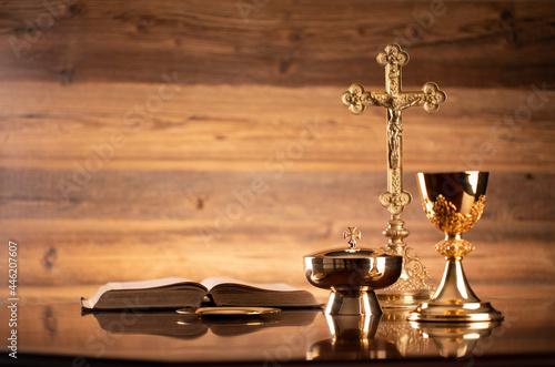 Cuadros en Lienzo Catholic religion concept