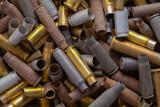 Bullet Shells Background