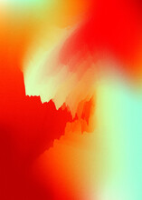 Vivid Abstract Gradient Background For Stories