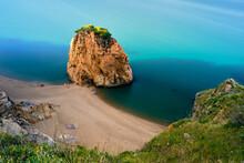 Fantastic Nudist Beach Red Island, Costa Brava.