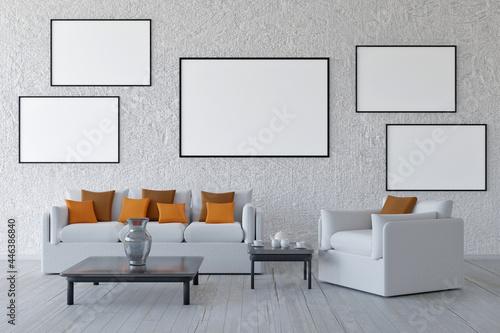Fotografia, Obraz Ambiente di casa
