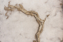 Abstract Background Of Rough Mineral Surface