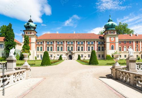 Zamek w Łańcucie.