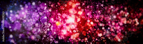 Canvas Print Abstract Festive background