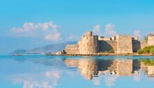 Historical Mamure Castle - Mersin, Turkey