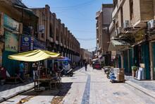 Rashid Street, Old Town Of Baghdad, Iraq