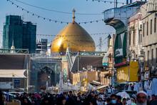 Imam Ali Holy Shrine, Najaf, Iraq