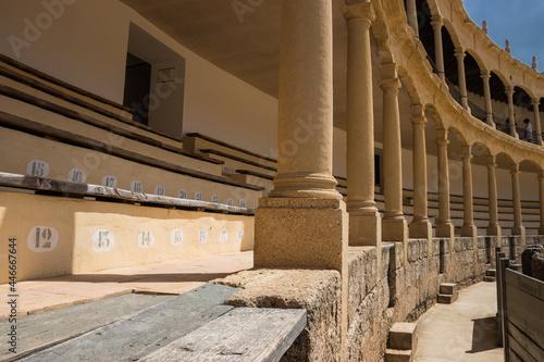 Fotografering Arènes de Ronda