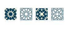 Rapports For Geometric Islamic Pattern