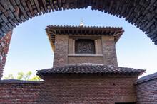Multifoil Arches At The Alcazaba Of Málaga