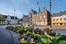 Malmo Town Hall (Radhus) At Stortorget Square - Malmo, Sweden