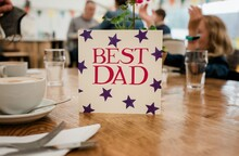 Best Dad Card For Fathers Day Or Fathers Birthday Celebration