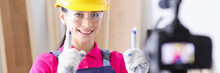 Builder Blogger Talks About Intricacies Of Repair On Camera