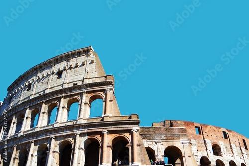 Fotografiet colosseum