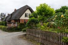 English Country Cottage, UK, Shropshire, Brampton Bryan