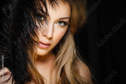 Perfect beauty and glamour concept Fototapet